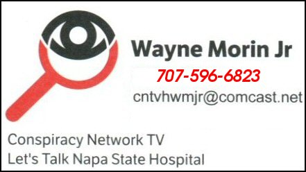 Wayne Morin contact information.